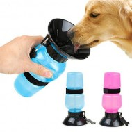 Dorapet Portable Travel Sports Dog Water Bottle (18 oz)