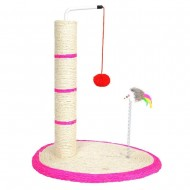 Dorapet Cat Tree Climbing cat Grab Column cat Trees for Game