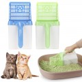 Dorapet Cat Litter Scooper Box, Cat Litter Sifter Scoop System with Extra Waste Bags