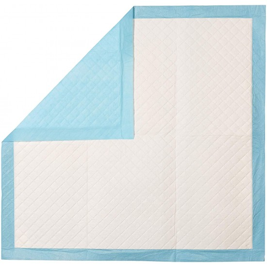 Dorapet Super Absorbent Puppy Training Pee Pads for Dog and Cat (Small, 60 X 45 cm)-Pack of 50
