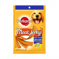 Pedigree Meat Jerky Adult Dog Treat, Barbecued Chicken 80g