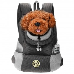 Dorapet Pet Carrier Backpack, Portable Dog Pet Puppy Bags Backpack or Small Medium Dogs for Outdoor Travel Hiking-Color May Vary :45 * 36 * 21cm;Suitable for Pets That Within Approx. 5kg